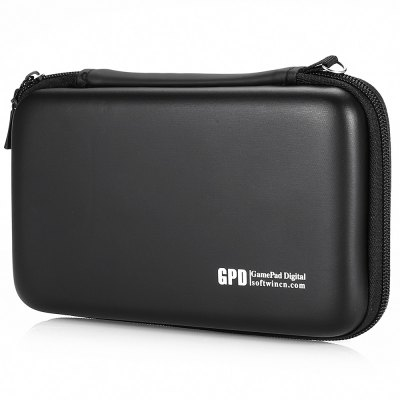 Carry Case Protective Bag for GPD WIN / GPD XD Game ConsoleTablet Accessories<br>Carry Case Protective Bag for GPD WIN / GPD XD Game Console<br><br>Features: Pouches<br>For: Game Console<br>Package Contents: 1 x Protective Bag<br>Package size (L x W x H): 20.30 x 13.50 x 6.00 cm / 7.99 x 5.31 x 2.36 inches<br>Package weight: 0.1550 kg<br>Product size (L x W x H): 18.30 x 11.50 x 4.00 cm / 7.2 x 4.53 x 1.57 inches<br>Product weight: 0.0850 kg