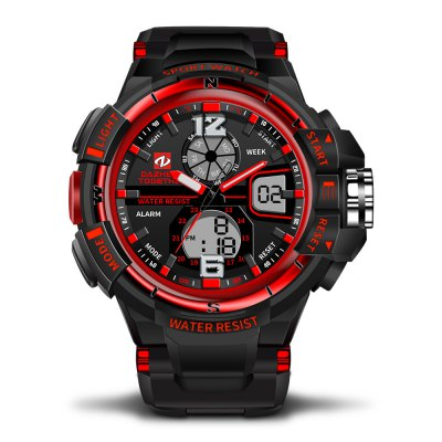 DAZHENG TOGETHER 789 Rubber Analog Number WatchSports Watches<br>DAZHENG TOGETHER 789 Rubber Analog Number Watch<br><br>Available Color: Black,Blue,Red,Silver,Yellow<br>Band material: Rubber<br>Band size: 25.50 x 2.00 cm / 10.04 x 0.78 inches<br>Brand: DAZHENG<br>Case material: PC<br>Dial size: 3.70 x 3.70 x 1.40 cm / 1.46 x 1.46 x 0.55 inches<br>Display type: Analog-Digital<br>Movement type: Quartz + digital watch<br>Package Contents: 1 x DAZHENG TOGETHER 789 Watch<br>Package size (L x W x H): 13.00 x 7.00 x 3.50 cm / 5.12 x 2.76 x 1.38 inches<br>Package weight: 0.0800 kg<br>People: Female table,Male table<br>Product size (L x W x H): 25.50 x 3.70 x 1.40 cm / 10.04 x 1.46 x 0.55 inches<br>Product weight: 0.0650 kg<br>Shape of the dial: Round<br>Special features: Compass<br>Watch style: Outdoor Sports<br>Wearable length: 18.00 - 23.00 cm / 7.08 - 9.05 inches