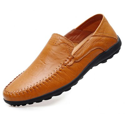 Genuine Leather Men Loafers