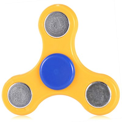 Tri-spinner ABS Hand Spinner Stress Relievers Toy