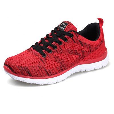 Air Mesh Men Hiking Shoes