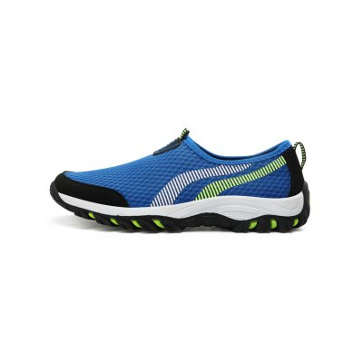 Casual Lazy ShoesWomens Sneakers<br>Casual Lazy Shoes<br><br>Color: Deep Blue,Gray,Royal Blue<br>Contents: 1 x Pair of Shoes<br>Materials: Mesh, Rubber<br>Occasion: Casual<br>Package Size ( L x W x H ): 33.00 x 22.00 x 11.00 cm / 12.99 x 8.66 x 4.33 inches<br>Package Weights: 0.77KG<br>Seasons: Autumn,Spring<br>Size: 36,37,38,39,40<br>Style: Leisure<br>Type: Casual Shoes