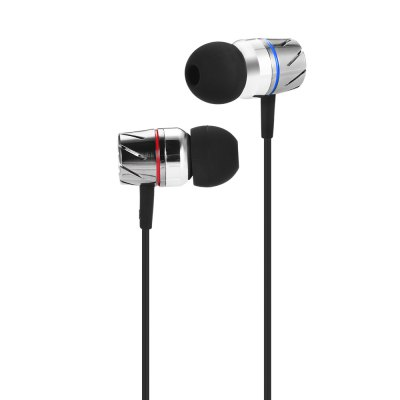 HUAST HST - 35 Metal Music EarphonesEarbud Headphones<br>HUAST HST - 35 Metal Music Earphones<br><br>Application: Mobile phone, For iPod, Computer<br>Brand: HUAST<br>Cable Length (m): 1.2m<br>Compatible with: Computer<br>Connectivity: Wired<br>Driver unit: 10mm<br>Frequency response: 20-20000Hz<br>Function: Answering Phone, Song Switching, Microphone<br>Impedance: 16ohms<br>Language: No<br>Material: TPE, Metal<br>Model: HST - 35<br>Package Contents: 1 x HUAST HST - 35 Stereo Music Earphones, 1 x Clamp, 1 x Pair of Earbud Tips<br>Package size (L x W x H): 14.00 x 9.00 x 4.00 cm / 5.51 x 3.54 x 1.57 inches<br>Package weight: 0.0870 kg<br>Plug Type: 3.5mm, Full-sized<br>Product weight: 0.0190 kg<br>Sensitivity: 105±3 dB<br>Type: In-Ear<br>Wearing type: In-Ear