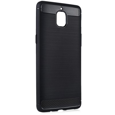 Bumper Case for OnePlus 3 / 3TCases &amp; Leather<br>Bumper Case for OnePlus 3 / 3T<br><br>Color: Black,Dark blue,Gray<br>Compatible Model: OnePlus 3 / 3T<br>Features: Back Cover, Anti-knock<br>Material: Carbon Fiber<br>Package Contents: 1 x Phone Case<br>Package size (L x W x H): 22.00 x 14.00 x 1.90 cm / 8.66 x 5.51 x 0.75 inches<br>Package weight: 0.0480 kg<br>Product Size(L x W x H): 15.50 x 7.80 x 0.90 cm / 6.1 x 3.07 x 0.35 inches<br>Product weight: 0.0250 kg<br>Style: Modern