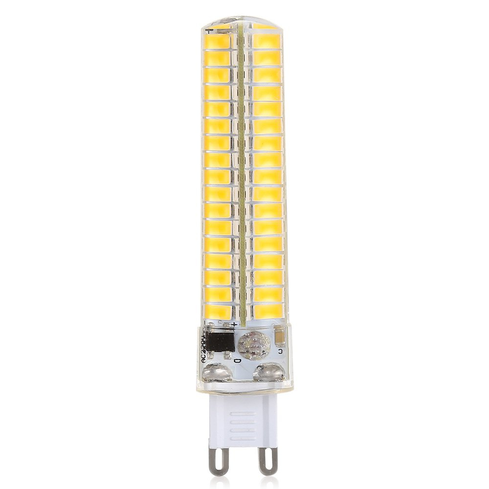 BRELONG G9 E17 Dimmable LED Corn Light Bulb AC110V WARM WHITE LIGHT