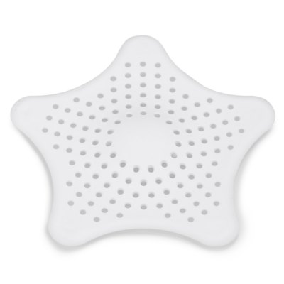 Silicone Sink Strainer Drain CoverOther Kitchen Accessories<br>Silicone Sink Strainer Drain Cover<br><br>Material: Silicone<br>Package Contents: 1 x Starfish Drain Cover<br>Package size (L x W x H): 18.20 x 18.20 x 1.20 cm / 7.17 x 7.17 x 0.47 inches<br>Package weight: 0.0470 kg<br>Product size (L x W x H): 15.10 x 15.10 x 0.10 cm / 5.94 x 5.94 x 0.04 inches<br>Product weight: 0.0260 kg<br>Type: Other Kitchen Accessories