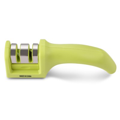 Portable Knife SharpenerKitchen Knives<br>Portable Knife Sharpener<br><br>Package Contents: 1 x Knife Sharpener<br>Package Size(L x W x H): 24.50 x 16.00 x 6.00 cm / 9.65 x 6.3 x 2.36 inches<br>Package weight: 0.1290 kg<br>Product Size(L x W x H): 18.90 x 4.90 x 6.00 cm / 7.44 x 1.93 x 2.36 inches<br>Product weight: 0.1030 kg