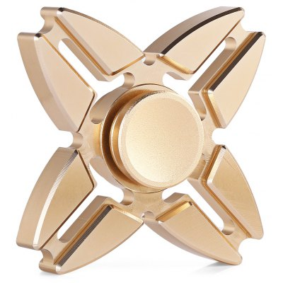 4-Spinner Claw Metal Fidget Spinner Stress Reliever Toy