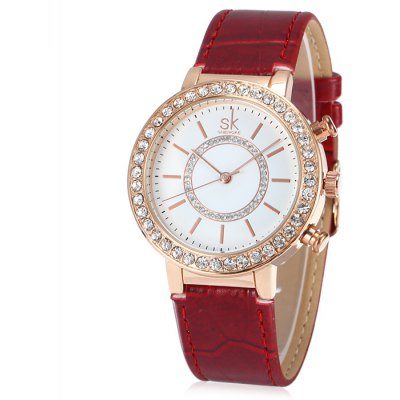 SHENGKE K0012L Women Quartz Watch
