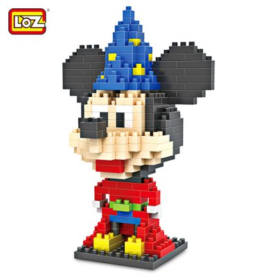 LOZ ABS Cartoon Figure Building Block - 310pcs / set