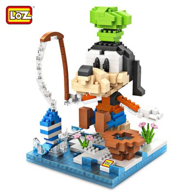 LOZ ABS Cartoon Figure Building Block - 540pcs / set