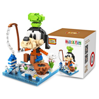 LOZ ABS Cartoon Figure Building Block - 540pcs / setBlock Toys<br>LOZ ABS Cartoon Figure Building Block - 540pcs / set<br><br>Brand: LOZ<br>Completeness: Semi-finished Product<br>Gender: Unisex<br>Materials: ABS<br>Package Contents: 1 x Building Block Set, 1 x Operation Instruction<br>Package size: 9.50 x 9.50 x 9.50 cm / 3.74 x 3.74 x 3.74 inches<br>Package weight: 0.2200 kg<br>Product size: 8.00 x 8.00 x 11.50 cm / 3.15 x 3.15 x 4.53 inches<br>Product weight: 0.1800 kg<br>Suitable Age: Kid<br>Theme: Movie and TV<br>Type: Kids Building