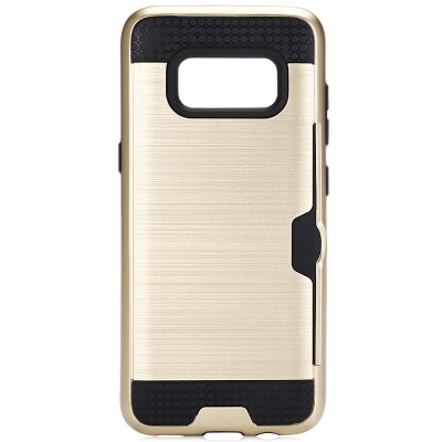 Angibabe Brushed Finish Back Case
