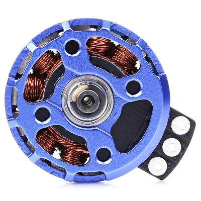 LDPOWER FR2307 2450KV Brushless MotorMotor<br>LDPOWER FR2307 2450KV Brushless Motor<br><br>Brand: LDPOWER<br>KV: 2450<br>Max. Continuous Current (A): 37A<br>Max. Continuous Power (W): 621.6W<br>Maximum Thrust: 1600g<br>Model: FR2307<br>Motor Dimensions: 28 x 18.5mm ( diameter x height )<br>Motor Type: Brushless Motor<br>No. of Cells: 4S LiPo<br>Operating Voltage / Current: 16.8V<br>Package Contents: 1 x Brushless Motor, 1 x Set of Fittings<br>Package size (L x W x H): 9.00 x 5.60 x 4.50 cm / 3.54 x 2.2 x 1.77 inches<br>Package weight: 0.0780 kg<br>Product size (L x W x H): 2.80 x 3.30 x 3.50 cm / 1.1 x 1.3 x 1.38 inches<br>Product weight: 0.0350 kg<br>Shaft Diameter: 4mm<br>Type: Motor