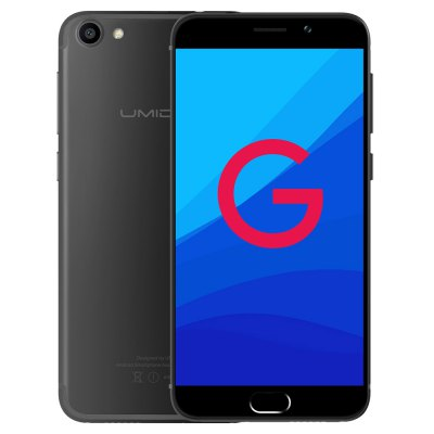 UMIDIGI G 4G Smartphone 5.0 inch Android 7.0