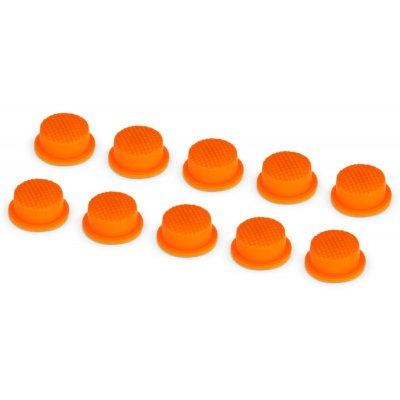 UltraFire Tail Button Cover - 10pcs / set