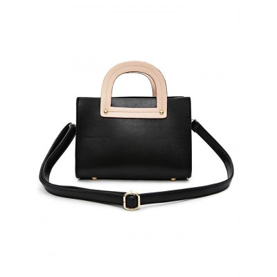 DIDING Female Handbag with Hair Ball PendantWomens Bags<br>DIDING Female Handbag with Hair Ball Pendant<br><br>Brand: DI DING<br>Color: Black<br>Material: PU<br>Package Size(L x W x H): 27.00 x 19.00 x 15.00 cm / 10.63 x 7.48 x 5.91 inches<br>Package weight: 0.5800 kg<br>Packing List: 1 x Handbag<br>Product Size(L x W x H): 24.00 x 17.50 x 10.50 cm / 9.45 x 6.89 x 4.13 inches<br>Product weight: 0.5600 kg<br>Style: Fashion<br>Type: Handbag