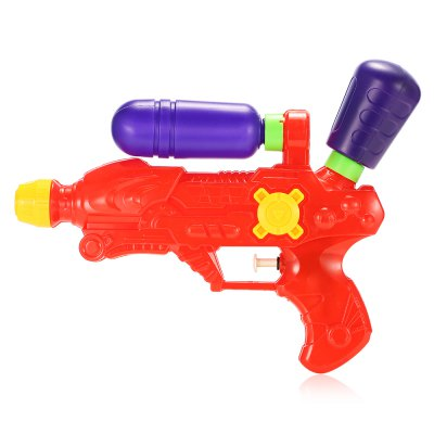 Plastic Water Gun Air Pressure System Toy - 2pcs / setOther Educational Toys<br>Plastic Water Gun Air Pressure System Toy - 2pcs / set<br><br>Completeness: Semi-finished Product<br>Gender: Unisex<br>Materials: Other<br>Package Contents: 2 x Pistol<br>Package size: 28.00 x 9.00 x 17.00 cm / 11.02 x 3.54 x 6.69 inches<br>Package weight: 0.4200 kg<br>Product weight: 0.1450 kg<br>Stem From: China<br>Theme: Other