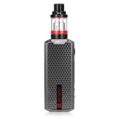 Original Vaporesso Tarot Mini 80W TC Box Mod KitMod kits<br>Original Vaporesso Tarot Mini 80W TC Box Mod Kit<br><br>APV Mod Wattage: 80W<br>APV Mod Wattage Range: 51-100W<br>Atomizer Capacity: 2.0ml<br>Atomizer Resistance: 0.4 ohm / 0.5 ohm<br>Atomizer Type: Tank Atomizer, Clearomizer<br>Battery Form Factor: 18650<br>Battery Quantity: 1pc ( not included )<br>Brand: Vaporesso<br>Connection Threading of Atomizer: 510<br>Connection Threading of Battery: 510<br>Material: Carbon Fiber, Zinc Alloy, Stainless Steel, Glass<br>Mod Type: VV/VW Mod, Temperature Control Mod<br>Model: Tarot Mini 80W<br>Package Contents: 1 x Mod, 1 x Atomizer, 1 x 0.5 ohm Coil, 1 x USB Cable, 1 x Glass Tank, 2 x Insulated Ring, 2 x O-ring, 2 x Multiple Language User Manual<br>Package size (L x W x H): 9.30 x 10.10 x 4.80 cm / 3.66 x 3.98 x 1.89 inches<br>Package weight: 0.2870 kg<br>Product size (L x W x H): 13.80 x 3.80 x 2.30 cm / 5.43 x 1.5 x 0.91 inches<br>Product weight: 0.1570 kg<br>Temperature Control Range: 100 - 315 Deg.C / 200 - 600 Deg.F