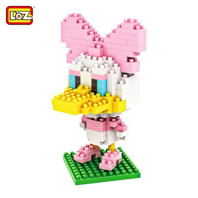 LOZ ABS Cartoon Figure Style Building Block - 200pcs / set