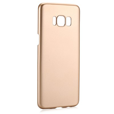 Luanke Hard PC Case Phone CoverSamsung Cases/Covers<br>Luanke Hard PC Case Phone Cover<br><br>Brand: Luanke<br>Color: Black,Blue,Gold,Rose Gold<br>Compatible with: Samsung Galaxy S8<br>Features: Anti-knock, Back Cover<br>Material: PC<br>Package Contents: 1 x Phone Case<br>Package size (L x W x H): 21.00 x 13.00 x 1.90 cm / 8.27 x 5.12 x 0.75 inches<br>Package weight: 0.0370 kg<br>Product size (L x W x H): 15.00 x 6.90 x 0.90 cm / 5.91 x 2.72 x 0.35 inches<br>Product weight: 0.0130 kg<br>Style: Modern, Solid Color
