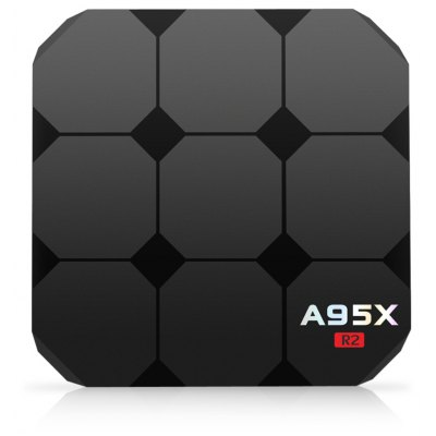 A95X R2 Android 7.1 H.265 RK3328 Quad-core TV Scatola