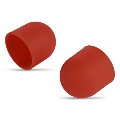 Dustproof Silicone Motor Protective Cover 4pcs
