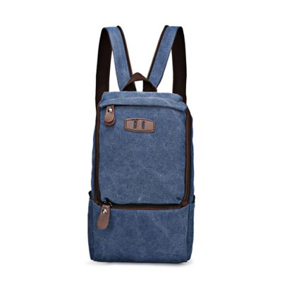Kabden 7009 Canvas 4L Leisure Backpack / Sling Bag