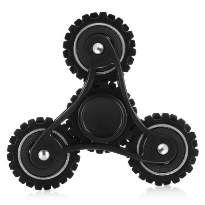 Four Gear Linkage Fidget SpinnerFidget Spinners<br>Four Gear Linkage Fidget Spinner<br><br>Center Bearing Material: Stainless Steel Bearing<br>Color: Black<br>Features: CNC Build<br>Frame material: Plastic<br>Package Contents: 1 x Fidget Spinner<br>Package size (L x W x H): 10.50 x 10.50 x 3.00 cm / 4.13 x 4.13 x 1.18 inches<br>Package weight: 0.0820 kg<br>Product size (L x W x H): 8.00 x 8.00 x 2.00 cm / 3.15 x 3.15 x 0.79 inches<br>Product weight: 0.0540 kg<br>Swing Numbers: 3<br>Type: Linkage