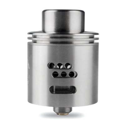 Wotofo Ferakshow v2 RDA 25mmRebuildable Atomizers<br>Wotofo Ferakshow v2 RDA 25mm<br><br>Brand: Wotofo<br>Material: Stainless Steel<br>Model: Ferakshow v2<br>Overall Diameter: 25mm<br>Package Contents: 1 x Atomizer, 1 x Accessory Bag<br>Package size (L x W x H): 9.20 x 5.60 x 3.70 cm / 3.62 x 2.2 x 1.46 inches<br>Package weight: 0.1500 kg<br>Product size (L x W x H): 2.50 x 2.50 x 3.70 cm / 0.98 x 0.98 x 1.46 inches<br>Product weight: 0.1000 kg<br>Rebuildable Atomizer: RBA,RDA<br>Thread: 510<br>Type: Rebuildable Drippers, Rebuildable Atomizer