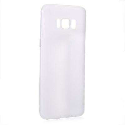 Luanke Ultra-thin TPU Back CaseSamsung Cases/Covers<br>Luanke Ultra-thin TPU Back Case<br><br>Brand: Luanke<br>Color: Blue,White<br>Compatible with: Samsung Galaxy S8<br>Features: Anti-knock, Back Cover<br>Material: TPU<br>Package Contents: 1 x Phone Case<br>Package size (L x W x H): 21.00 x 13.00 x 1.80 cm / 8.27 x 5.12 x 0.71 inches<br>Package weight: 0.0370 kg<br>Product size (L x W x H): 15.10 x 7.00 x 0.80 cm / 5.94 x 2.76 x 0.31 inches<br>Product weight: 0.0130 kg<br>Style: Modern, Solid Color