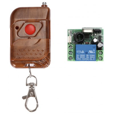 XSC TM31 12V 1CH Relay Switch Receiver and RF Transmitter