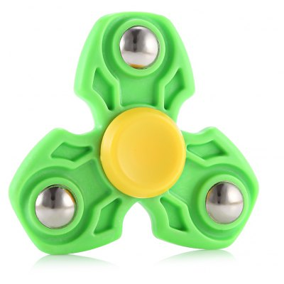 EDC Tri-spinner Fidget Spinner Hand Toy Funny Stress Reliever