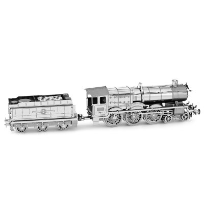 ZOYO Miniature Train Model PuzzleModel &amp; Building Toys<br>ZOYO Miniature Train Model Puzzle<br><br>Brand: ZOYO<br>Gender: Unisex<br>Materials: Metal<br>Package Contents: 3 x 3D Metallic Puzzle Sheet, 1 x Assembling Instruction<br>Package size: 17.00 x 12.00 x 1.30 cm / 6.69 x 4.72 x 0.51 inches<br>Package weight: 0.0850 kg<br>Product size: 10.80 x 2.00 x 3.40 cm / 4.25 x 0.79 x 1.34 inches<br>Product weight: 0.0500 kg<br>Stem From: Europe and America<br>Theme: Movie and TV