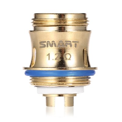5pcs Hotcig Smart 1.2 ohm Coil HeadAccessories<br>5pcs Hotcig Smart 1.2 ohm Coil Head<br><br>Material: Stainless Steel<br>Package Contents: 5 x Hotcig Smart Coil Head 1.2 ohm<br>Package size (L x W x H): 4.00 x 4.00 x 5.80 cm / 1.57 x 1.57 x 2.28 inches<br>Package weight: 0.0400 kg<br>Product size (L x W x H): 1.20 x 1.20 x 1.50 cm / 0.47 x 0.47 x 0.59 inches<br>Product weight: 0.0200 kg