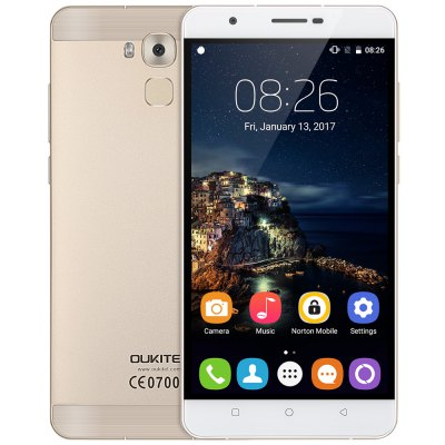 OUKITEL U16 Max 4G Phablet Android 7.0 6.0 inch