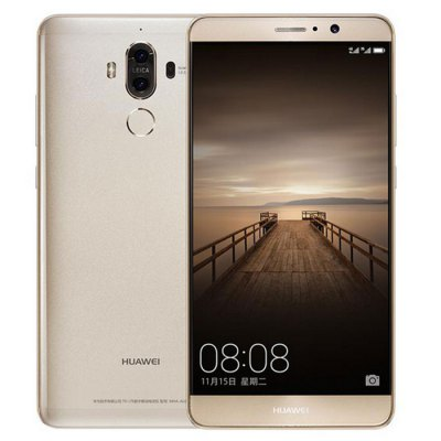 HUAWEI Mate 9 4G Фаблет Android 7.0 5.9 дюймовый