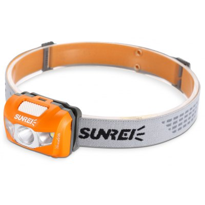 SUNREI Youdo 2S 160Lm CREE XPG3 R4 Rechargeable LED Headlamp