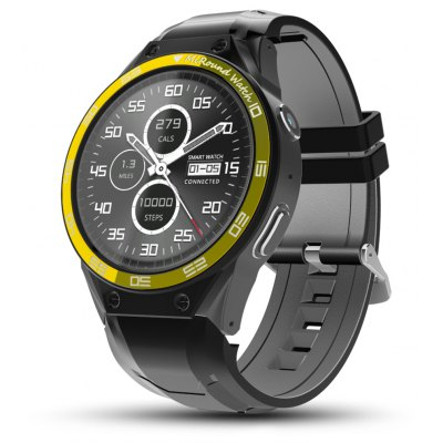 Mifree MiRound T3 3G Smartwatch Phone 1.39 pouces Android 5.1