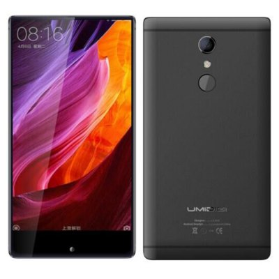 UMIDIGI Crystal Pro 4G Phablet 5.5 inch Android 7.0