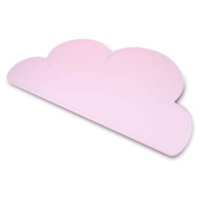 Baby Kid Cloud Silicone Dining Tray