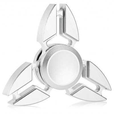 Tri Claw Aluminum Alloy Fidget Spinner Stress Relievers Toy