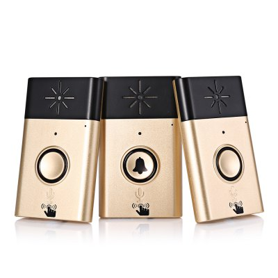 Napok H6 - 1 - 2 Wireless Voice Intercom Doorbell