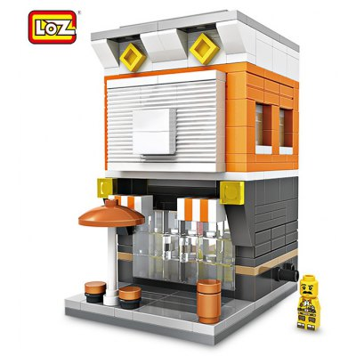 LOZ ABS Shoe Store Style Building Block - 316pcs / set