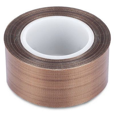 25mm 10m PTFE TapeOther Tools<br>25mm 10m PTFE Tape<br><br>Color: Brown<br>Function: Tape<br>Material: PTFE<br>Package Contents: 1 x PTEE Tape<br>Package size (L x W x H): 6.50 x 6.50 x 3.50 cm / 2.56 x 2.56 x 1.38 inches<br>Package weight: 0.0780 kg<br>Product weight: 0.0540 kg<br>Special features: High Temperature Insulation Anti-corrosion<br>Type: Other small tool