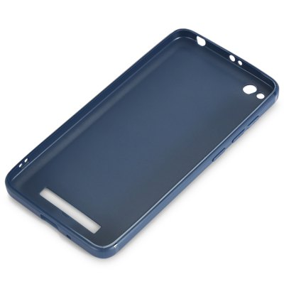 Luanke Cover for Xiaomi Redmi 4ACases &amp; Leather<br>Luanke Cover for Xiaomi Redmi 4A<br><br>Brand: Luanke<br>Color: Blue,White<br>Compatible Model: Redmi 4A<br>Features: Anti-knock, Back Cover<br>Mainly Compatible with: Xiaomi<br>Material: TPU<br>Package Contents: 1 x Phone Case<br>Package size (L x W x H): 21.00 x 13.00 x 1.90 cm / 8.27 x 5.12 x 0.75 inches<br>Package weight: 0.0370 kg<br>Product Size(L x W x H): 14.20 x 7.30 x 0.90 cm / 5.59 x 2.87 x 0.35 inches<br>Product weight: 0.0130 kg<br>Style: Modern, Solid Color