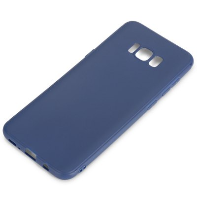 Luanke TPU Case Soft ProtectorSamsung Cases/Covers<br>Luanke TPU Case Soft Protector<br><br>Brand: Luanke<br>Color: Blue,White<br>Compatible with: Samsung Galaxy S8 Plus<br>Features: Anti-knock, Back Cover<br>Material: TPU<br>Package Contents: 1 x Phone Case<br>Package size (L x W x H): 21.00 x 13.00 x 1.90 cm / 8.27 x 5.12 x 0.75 inches<br>Package weight: 0.0390 kg<br>Product size (L x W x H): 16.20 x 7.50 x 0.90 cm / 6.38 x 2.95 x 0.35 inches<br>Product weight: 0.0150 kg<br>Style: Modern, Solid Color