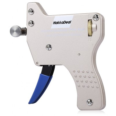 HakkaDeal Semi-automatic Pick Gun Single Hook Set