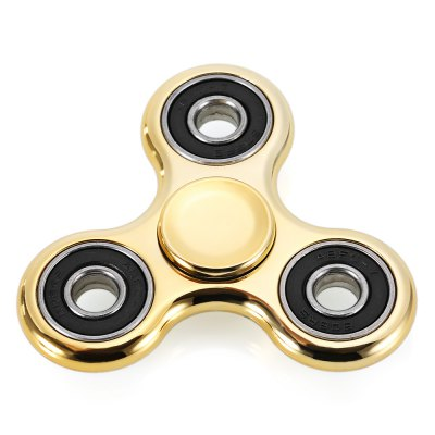 Electroplated Coating Tri-wing Fidget SpinnerFidget Spinners<br>Electroplated Coating Tri-wing Fidget Spinner<br><br>Center Bearing Material: Stainless Steel Bearing<br>Color: Blue<br>Features: Detachable<br>Frame material: ABS<br>Package Contents: 1 x Fidget Spinner<br>Package size (L x W x H): 10.00 x 10.00 x 2.00 cm / 3.94 x 3.94 x 0.79 inches<br>Package weight: 0.0720 kg<br>Product size (L x W x H): 7.50 x 7.50 x 1.50 cm / 2.95 x 2.95 x 0.59 inches<br>Swing Numbers: Tri-Bar<br>Type: Trolley Coin, Triple Blade