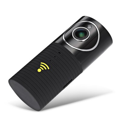 Clever Dog WiFi IP CameraIP Cameras<br>Clever Dog WiFi IP Camera<br><br>APP: CLEVERDOG<br>Audio Input: Built-in mic.<br>Audio Output: Built-in speaker<br>Backlight Compensation: Auto<br>Brand: Clever Dog<br>Compatible Operation Systems: Windows 7,Windows 8<br>Connection: Wireless<br>Environment: Indoor<br>FOV: 100 Degree<br>Frame Rate (FPS): 15fps<br>Infrared Distance: 3m<br>Infrared LED: 4 LEDs<br>IP camera performance: Night Vision, Interphone, Motion Detection, Screenshot<br>Language: Acrylic<br>Local-storage: TF / Micro SD card up to 128GB<br>Maximum Monitoring Range: 165 degree<br>Minimum Illumination: 0.02 Lux<br>Mobile Access: Android,IOS<br>Motion Detection Distance: 10m<br>Operate Temperature (?): -10 - 60 Deg.C<br>Package Contents: 1 x IP Camera, 1 x USB Cable ( 141cm ), 1 x Bracket<br>Package size (L x W x H): 11.20 x 17.70 x 5.00 cm / 4.41 x 6.97 x 1.97 inches<br>Package weight: 0.2520 kg<br>Pixels: 1.3MP<br>Product size (L x W x H): 10.00 x 4.30 x 3.50 cm / 3.94 x 1.69 x 1.38 inches<br>Product weight: 0.0830 kg<br>Protocol: IP,NTP,P2P,RTSP,SMTP<br>Resolution: 1280 x 960<br>Safety: WEP, WPA, WPA2 encryption<br>Sensor: CMOS<br>Sensor size (inch): 1/4<br>Shape: Mini Camera<br>Technical Feature: Infrared<br>Video Compression Format: H.264<br>Video Resolution: 960P<br>Waterproof: No<br>White Balance: Auto<br>WiFi Distance : 100m ( outdoor ) and 50m ( indoor )<br>Wireless: IEEE 802.11 b/g/n<br>Working Voltage: DC 5V